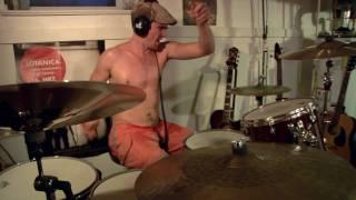 The Dresden Dolls - Modern Moonlight, Brian pre-tour practice