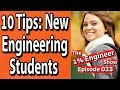 10 Tips How To Prepare for Engineering School The 1Engineer Show 023