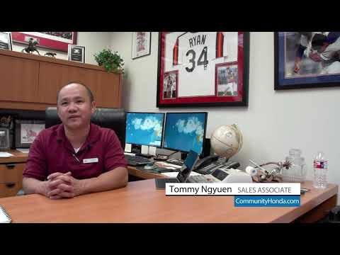 Sales Associate Tommy Nguyen