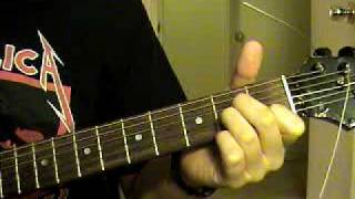 How to Play The Day That Never Comes by Metallica Guitar Lesson (w/ Tabs!!)