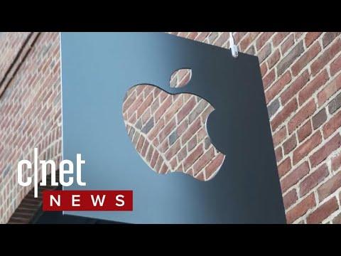 Apple iPhone sales experience a rare drop (CNET News)