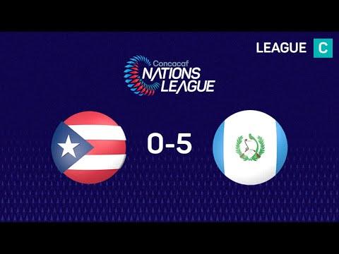 Пуэрто-Рико - Гватемала 0:5. Видеообзор матча 11.09.2019. Видео голов и опасных моментов игры