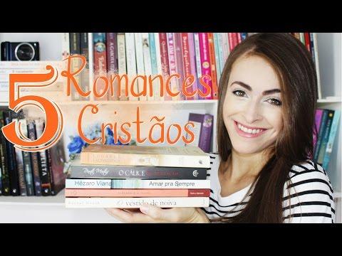 Livros: 5 Romances Cristãos   Ana Karla