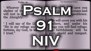 psalms 91 audio bible niv - TH-Clip