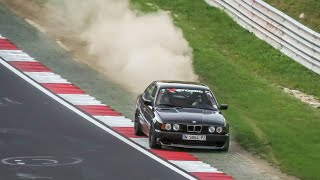 Nordschleife Highlights, Close Calls & Action! 27 08 2020 Touristenfahrten Nürburgring #141