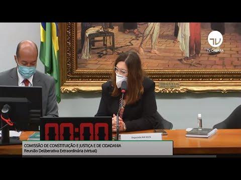 Comissão de Constituição e Justiça - Discussão e votação de propostas - 12/05/2021