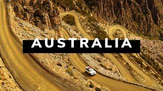 AUSTRALIA TRAVEL DOCUMENTARY  - 35000km 4x4 Road Trip