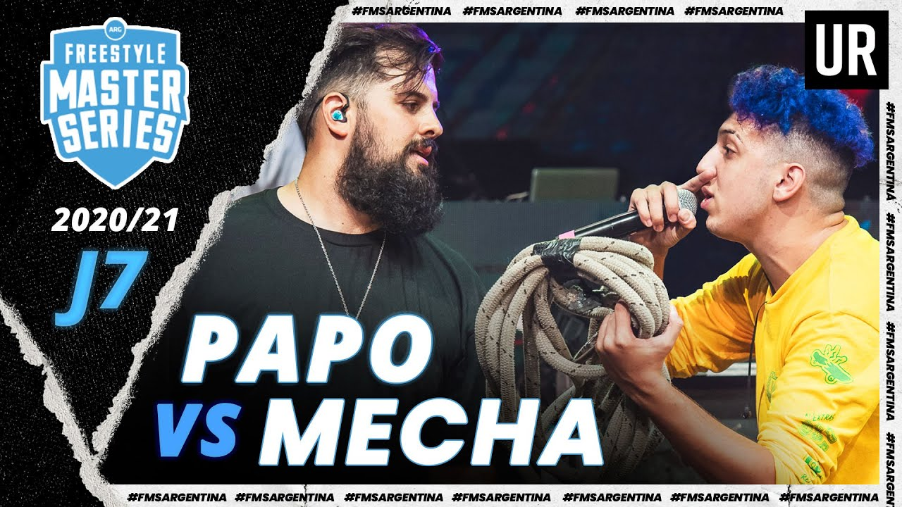 Papo vs Mecha #FMSargentina | Flow City | #fmsreviews