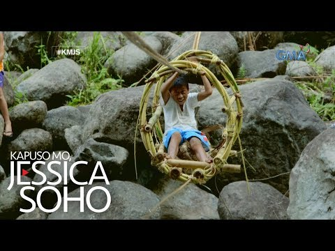 [GMA]  Kapuso Mo, Jessica Soho: Buwis-buhay na paglalakbay papasok sa eskuwelahan