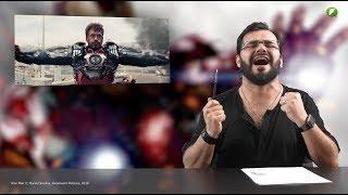 PopCultuurBarbaren - De Miskleunen van Iron Man en Ultron   Kholo.pk
