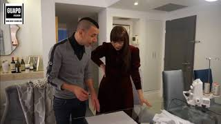 וידאו הדרכה: לעצב שולחן חג הכי בסטייל שיש