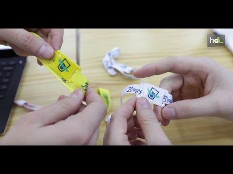 Bracelit, un monedero virtual en la muñeca para pagar