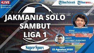 Kota Solo jadi Rumah Kedua Persija Jakarta, Jakmania Solo Sambut Liga 1