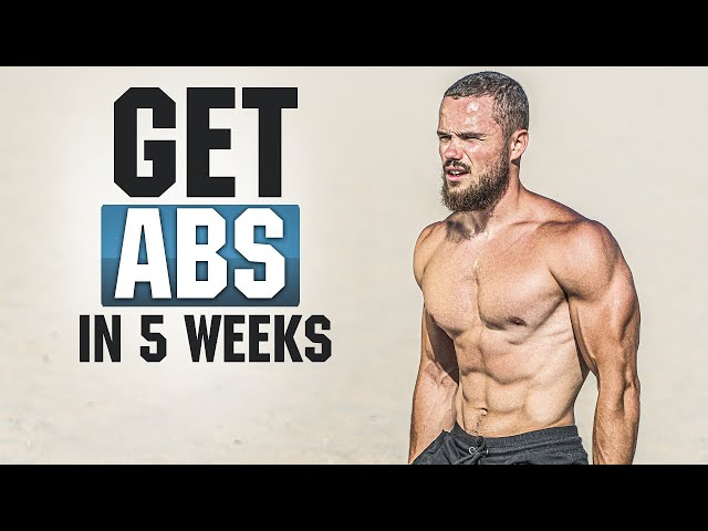 The BEST ABS Workout at Home (Get Abs in 5 Weeks)