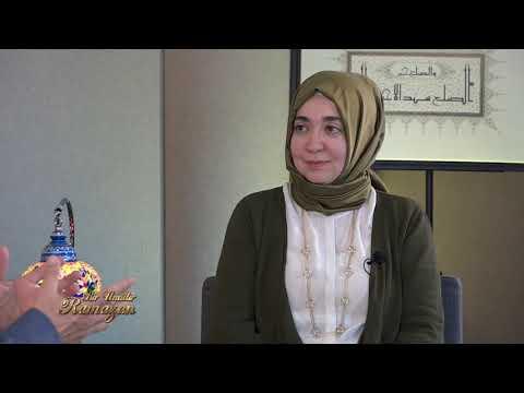 NURAY YURT - ABD'de Müslüman Olmak ve Hayat Akışı | BİR ÜMİTTİR RAMAZAN