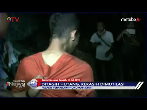Fakta Terbaru Kasus Mutilasi di Banyumas, Pelaku Habisi Korban Lantaran Ditagih Hutang - BIM 15/07