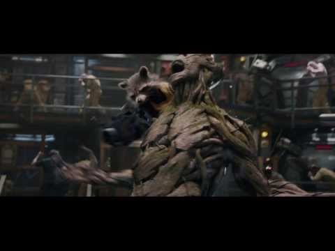 Guardians of the Galaxy (Character Featurette 'Groot')