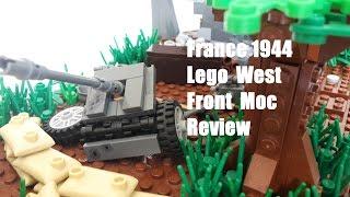 Lego ww2 Westfront Moc Review (Deutsch)