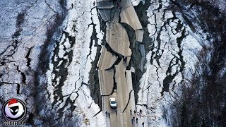 Is This Just The Beginning? Massive Alaska Quake A Major Wake-up Call