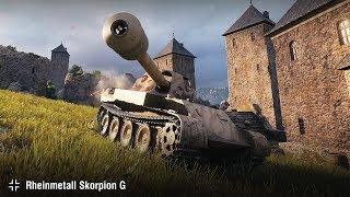 Rheinmetall Skorpion G / Мастер / Химмельсдорф – Встречный бой