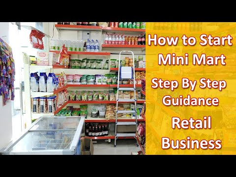 , title : 'How to Start a Retail Shop | Retail Business in India | Grocery Store business | Mini Mart