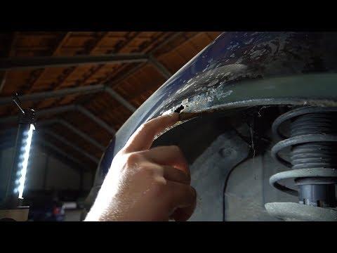 ROST AM AUTO ENTFERNEN / TUTORIAL / ANLEITUNG