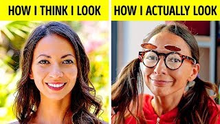 EXPECTATIONS VS REALITY || BEING A GIRL