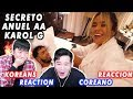 [ENG SUB]🔥🔥 KOREAN BOYS React to ANUEL AA, KAROL G - SECRETO