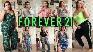 Forever 21+ SPRING Try-On Haul 2019 | Sarah Rae Vargas