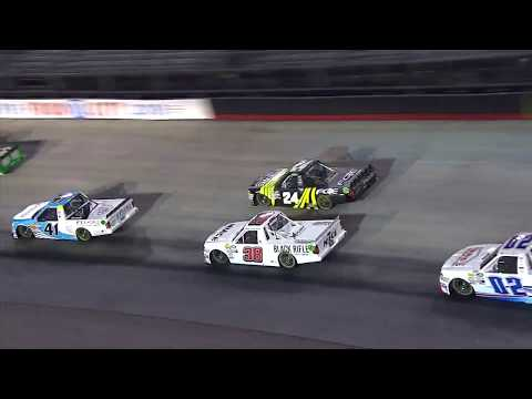 Truck Series drivers must be 'smart' and 'aggressive' at Bristol