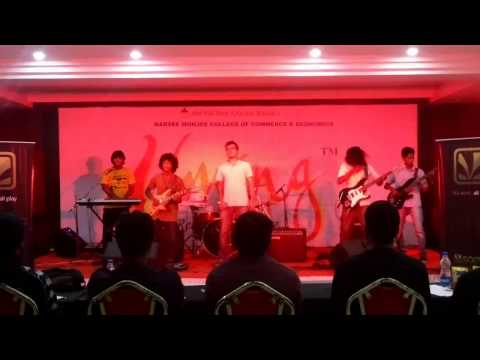 Essence- Somethings Are Changing (Live at NM College- Umang '13)