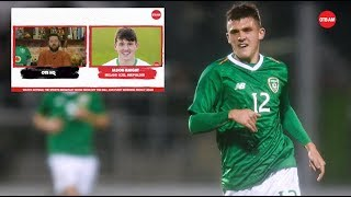 Inside Stephen Kenny's U21s | Jason Knight on OTB AM