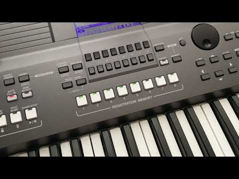 PSR-S670 Recording Function - Yamaha Corporation - Video - 4Gswap org