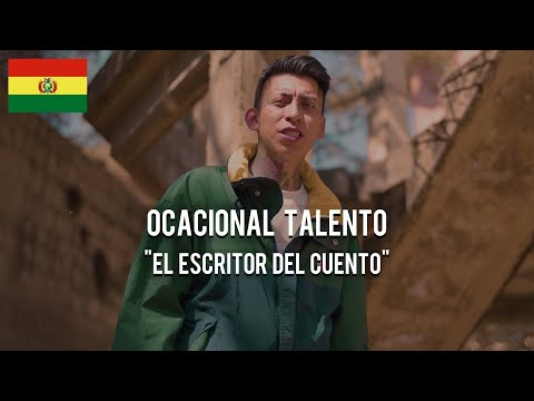 Ocasional Talento - El Escritor Del Cuento ( Prod. By RezP ) [ Music Video ]
