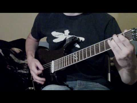 Coldly Calculated Design solo Cover