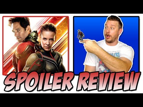 Ant-Man and the Wasp (2018) | Spoiler Movie Review & Discussion