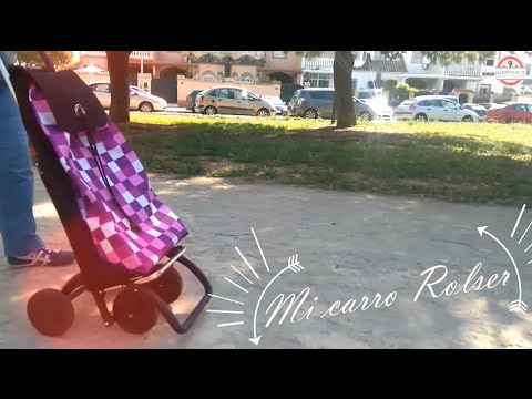 Carro de Compra Rolser | Colección Dama