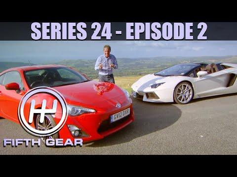 Fifth Gear: Series 24 Episode 2 – Full Episode