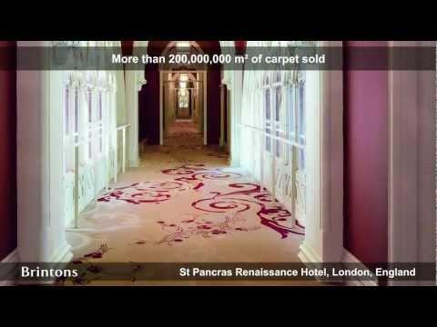 Brintons Carpets - Hospitality Sector