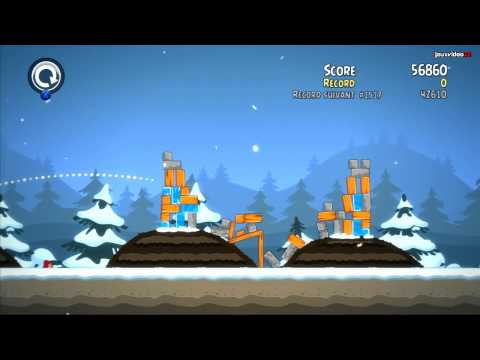 Видео № 1 из игры Angry Birds Trilogy [PS3]