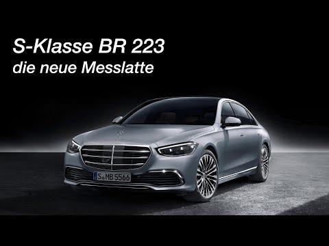 2021 Mercedes-Benz S-Klasse (BR 223): alle Infos zum Auto der Superlative [4K] - Autophorie