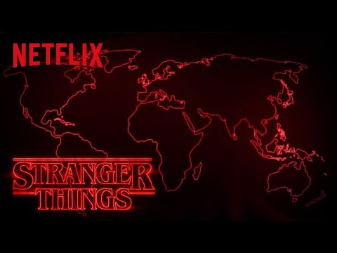 Translating Stranger Things | Netflix