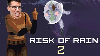 It's Raining Men - Risk of Rain 2 Gameplay