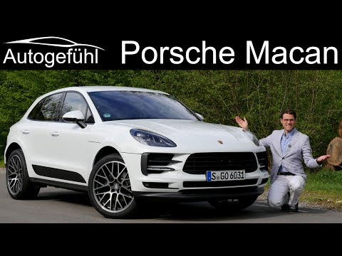 Porsche Macan FULL REVIEW Facelift 2020 - this or Macan S?  Autogefühl