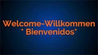 AaA - WILLKOMMEN * WELCOME * BIENVENIDOS - ДОБРО ПОЖАЛОВАТЬ