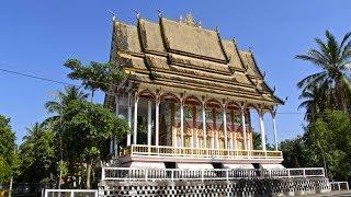 Laos: Vientiane - Wat Aummone