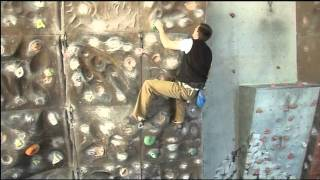 World Business: Competitive Climbing -- 01/07/11