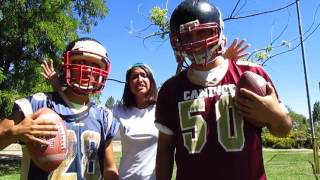 Tutorial: Learning to play american football!
