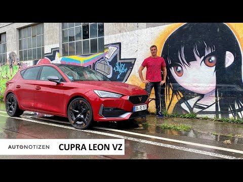 Cupra Leon VZ (300 PS): Hot Hatch im Test | Review | Fahrbericht | 2021