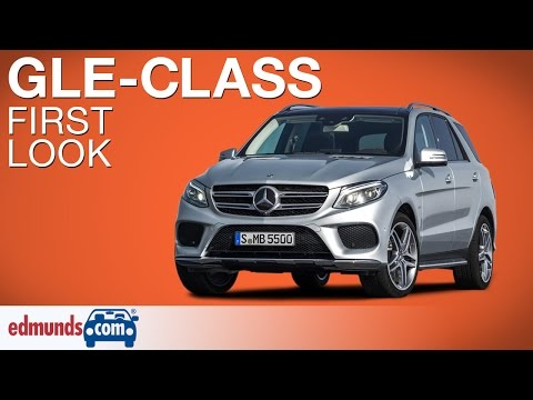 2016 Mercedes-Benz GLE-Class First Look | New York Auto Show